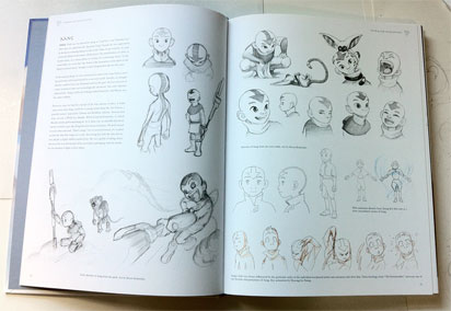 Book report avatar the last airbender the art of the animated