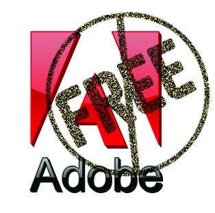 Adobe-logo nofree