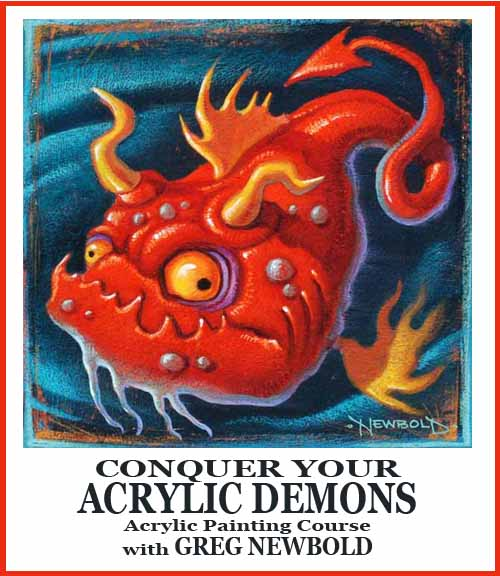 Conquer Your Acrylic Demons