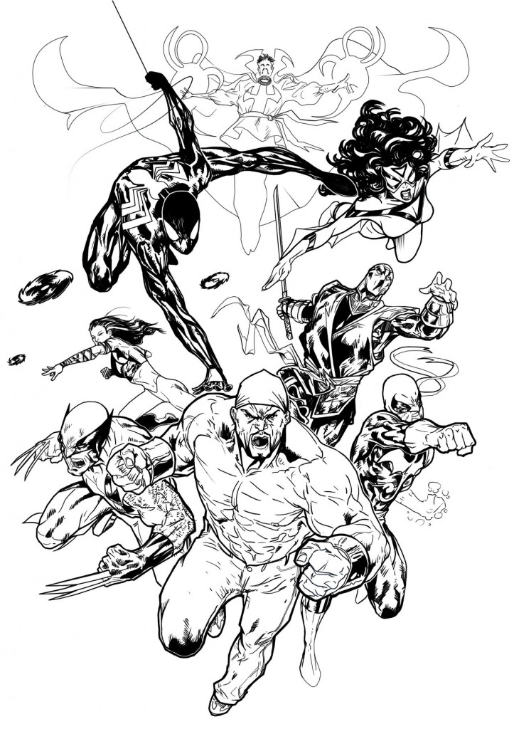 NewAvengers_Digital_Inks_by_mtykwan