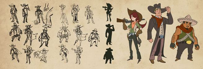 Character Design Course Free : Once upon a sketch was founded to